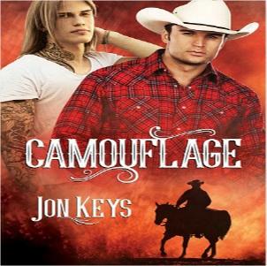 Jon Keys - Camouflage Square