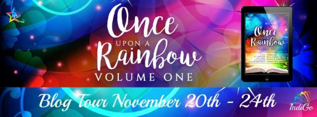 Anthology - Once Upon a Rainbow Banner