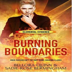 Bellora Quinn and Sadie Rose Bermingham - Burning Boundaries Square