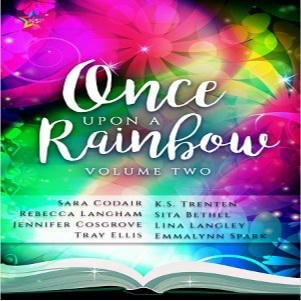 Once Upon a Rainbow Anthology Vol. 2 Square
