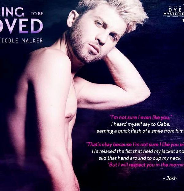 Aimee Nicole Walker - Dyeing to be Loved Teaser 2