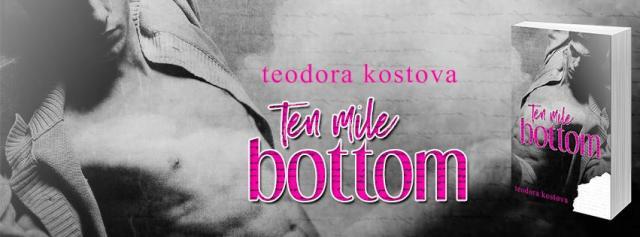 Teodora Kostova - Ten Mile Bottom Banner