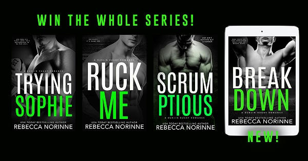 Rebecca Norinne - Break Down WIN-THE-SERIES
