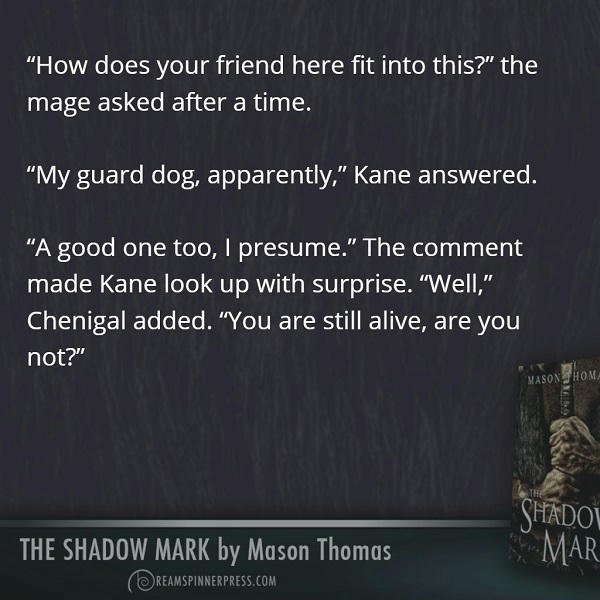 Mason Thomas - The Shadow Mark Teaser