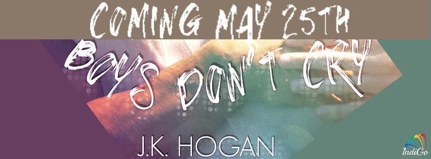 J.K. Hogan - Boys Don't Cry RB Banner