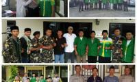 Ansor Kota Tasik 'Serbu' Polsek dengan Silaturahmi