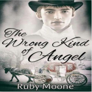 Ruby Moone - The Wrong Kind of Angel Square