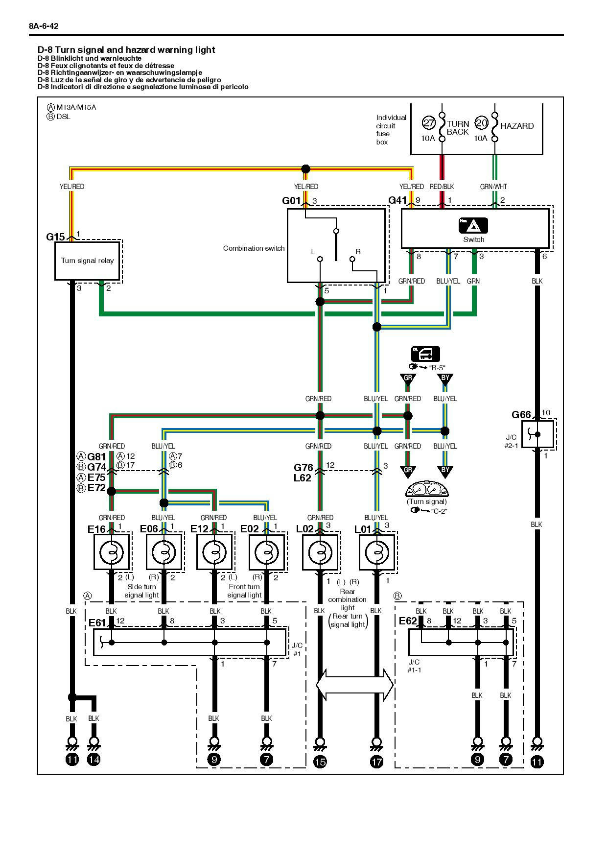 Opel Combo C Wiring Diagram - Schematic Diagrams