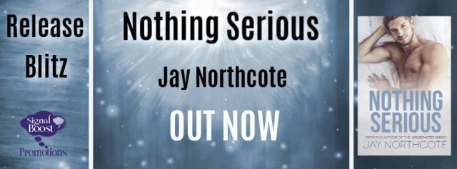 Jay Northcote - Nothing Serious RB Banner
