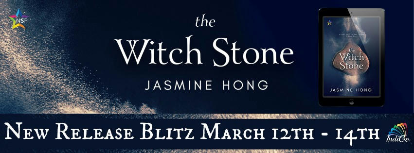 Jasmine Hong - The Witch Stone Banner