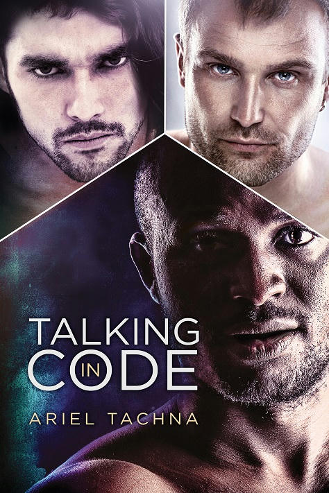 Ariel Tachna - Talking in Code Cover