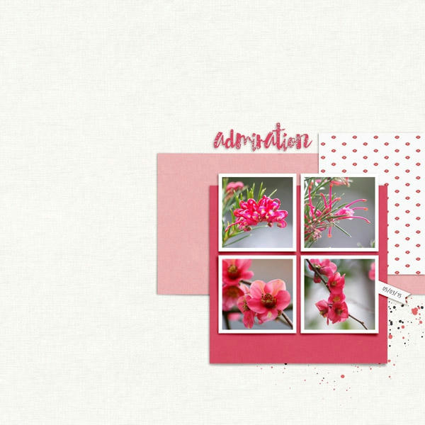 digital layout by Timounette