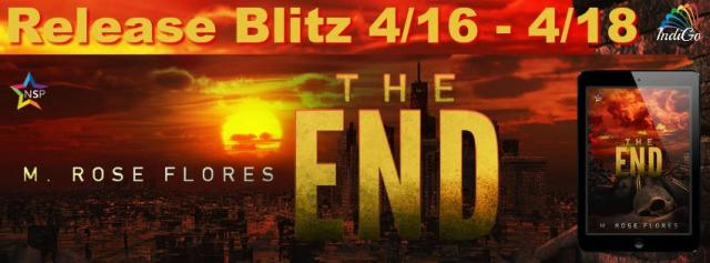 M. Rose Flores - The End RB Banner