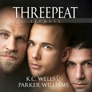 K.C. Wells and Parker Williams - Threepeat Square