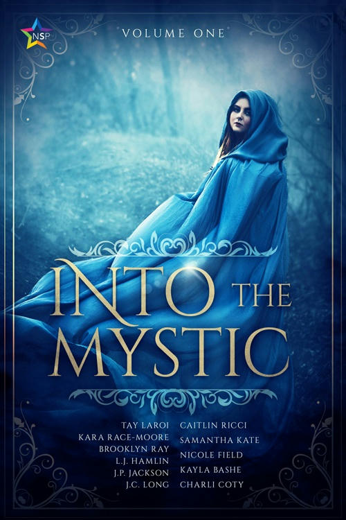 Anthology - Into the Mystic Cover