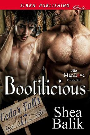 Shea Balik - Bootilicious Cover