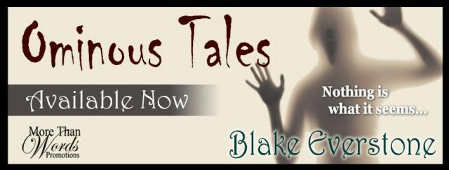Blake Everstone - Ominous Tales Banner