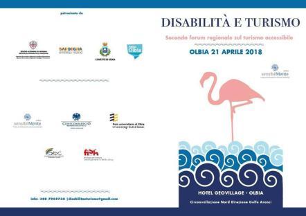 Secondo Forum regionale su disabilità e turismo