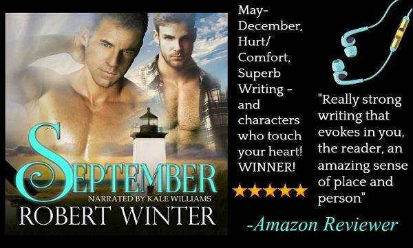 Robert Winter - September Tour Graphic