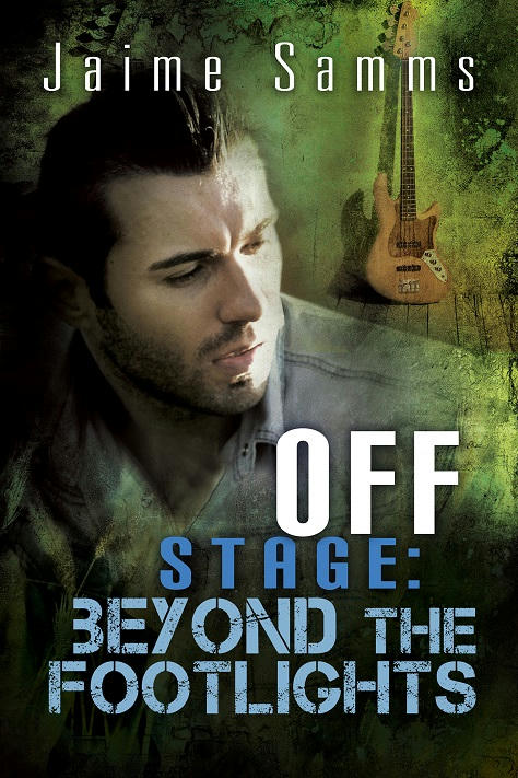Jaime Samms - Off Stage: Beyond the Footlights Cover