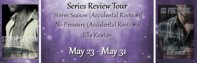 Elle Keaton - Accidental Roots series RT Banner