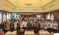 PIN-MB Kemenag RI Menimba Pengalaman Moderasi Beragama ke PBNU