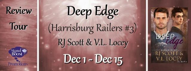 RJ Scott & VL Locey - Deep Edge RTBanner
