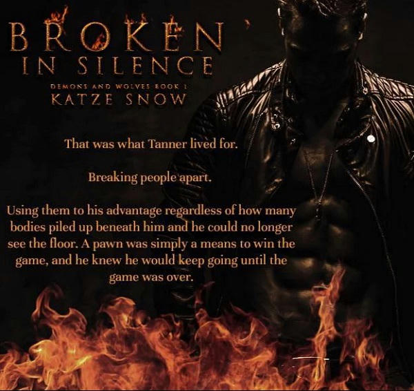 Katze Snow - Broken In Silence Teaser