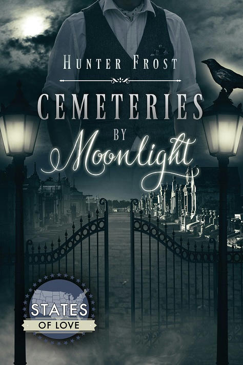 Hunter Frost - Cemeteries by Moonlight Cover