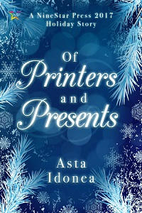 Asta Idonea - Of Printers and Presents Cover