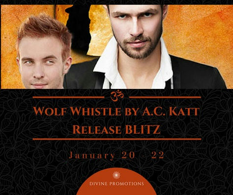 A.C. Katt - Wolf Whistle RB Banner