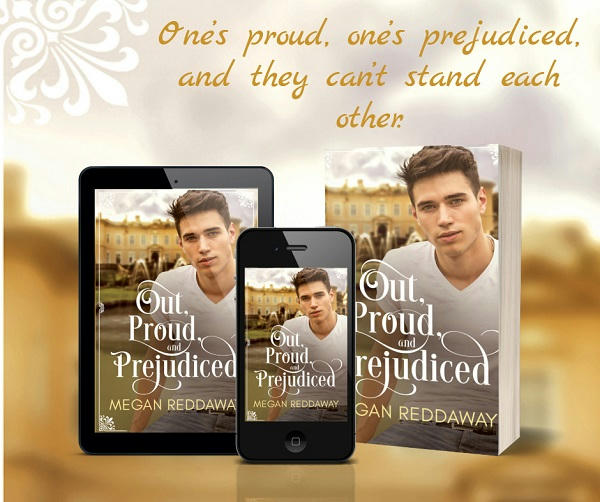 Megan Reddaway - Out, Proud, and Prejudiced Promo