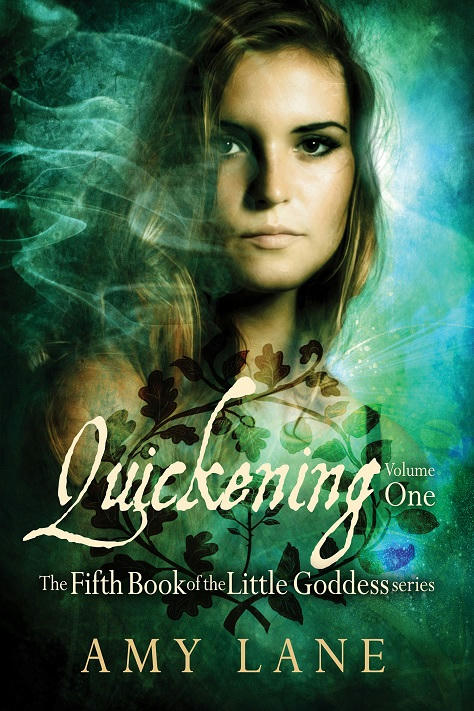 Amy Lane - Quickening Vol 01 Cover