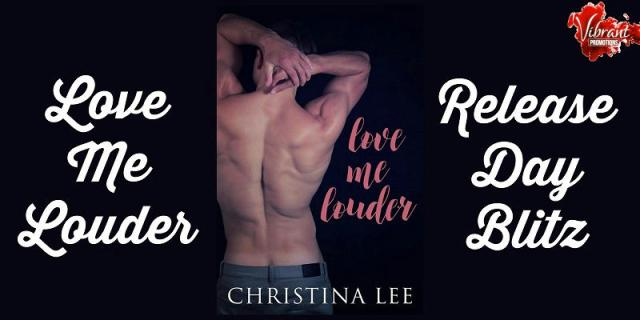 Christina Lee - Love Me Louder RDB Banner