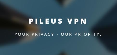Pileus VPN