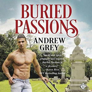 Andrew Grey - Buried Passions Audio Cover