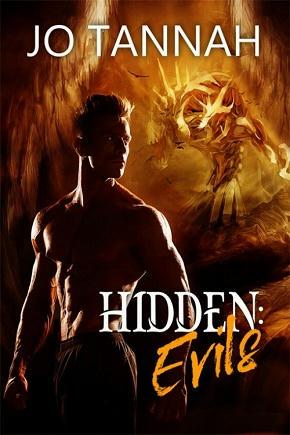 Jo Tannah - Hidden Evils Cover