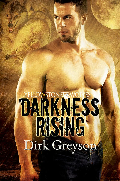 Dirk Greyson - Darkness Rising Cover