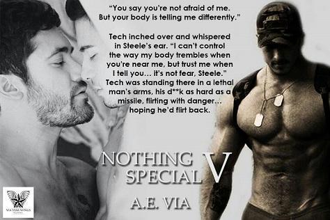 A.E. Via - Nothing Special Teaser 3