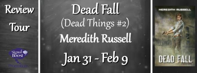 Meredith Russell - Dead Fall RTBanner