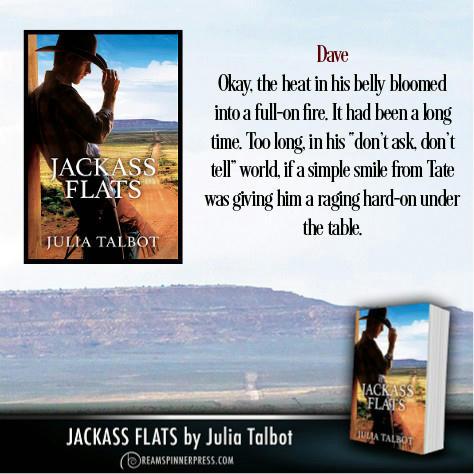 Julia Talbot - Jackass Flats Teaser