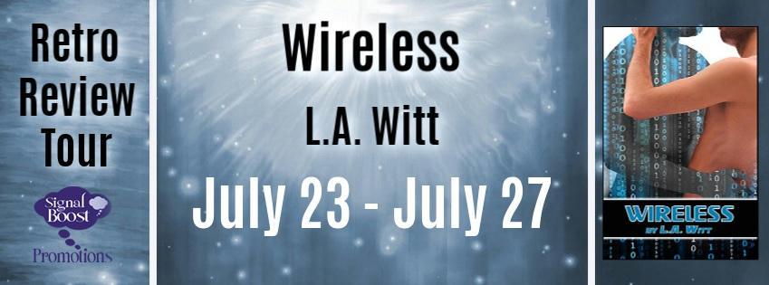 L.A. Witt - Wireless RRTBanner
