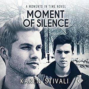 Karen Stivali - Moment in Silence Cover Audio