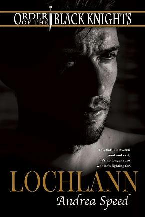 Andrea Speed - Lochlann Cover