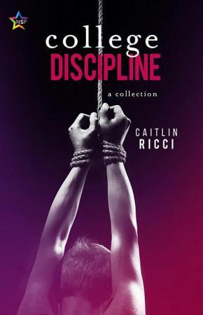 Caitlin Ricci - College Discipline Cover