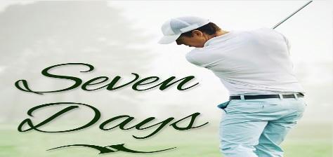 Cristina Bruni - Seven Days Banner