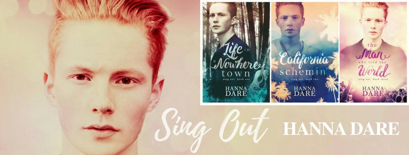 Hanna Dare - Sing Out series Banner