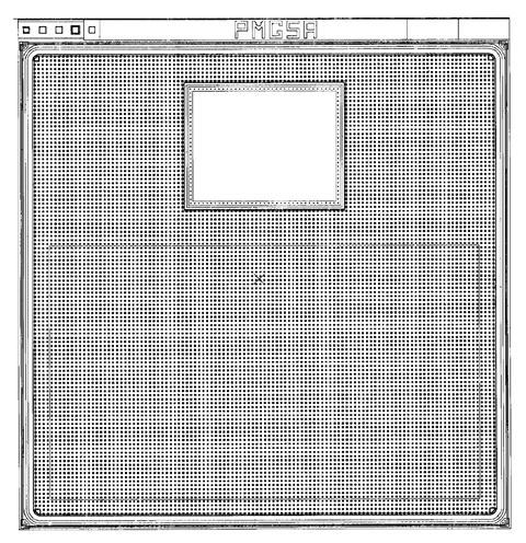 Hình phẳng của MOSFET công suất điện áp thấp