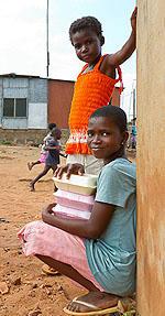 City Of Hope, Ghana Orphanage