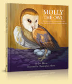Molly The Owl Illustrated Hardcover